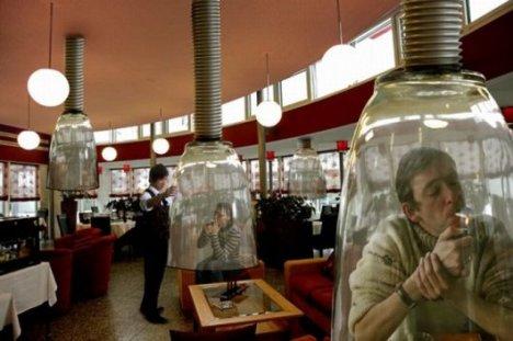 пушене в заведение