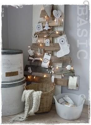 дървена елха